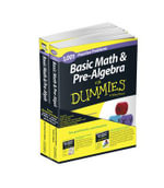 Basic Math and Pre-Algebra : Learn and Practice 2 Book Bundle with 1 Year Online Access - Mark Zegarelli