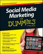 Social Media Marketing For Dummies - Shiv Singh