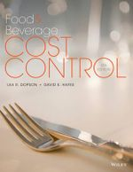 Food and Beverage Cost Control - Lea R. Dopson