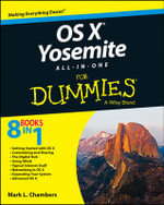 OS X Yosemite All-in-One For Dummies - Mark L. Chambers
