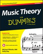 Music Theory For Dummies - Michael Pilhofer