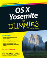 OS X Yosemite for Dummies - Bob LeVitus