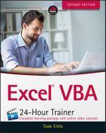 Excel VBA 24-Hour Trainer - Tom Urtis