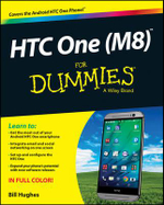HTC One (M8) For Dummies : For Dummies - Bill Hughes