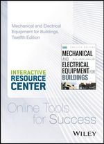 Mechanical and Electrical Equipment for Buildings, Twelfth Edition with Interactive Resource Center Access Card - Walter T Grondzik