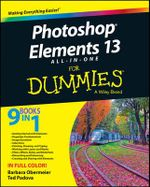 Photoshop Elements 13 All-in-One For Dummies - Barbara Obermeier