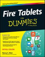 Fire Tablets For Dummies - Nancy C. Muir