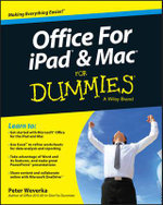Office for iPad and Mac For Dummies - Peter Weverka
