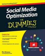 Social Media Optimization For Dummies - Ric Shreves