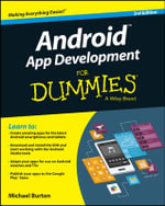 Android App Development For Dummies - Michael Burton