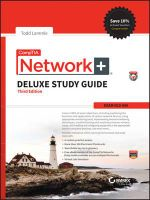 CompTIA Network+ Deluxe Study Guide, (Exam : N10-006) - Todd Lammle