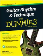 Guitar Rhythm & Technique For Dummies - Desi R. Serna