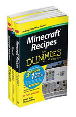 Minecraft For Dummies Collection - Jacob Cordeiro
