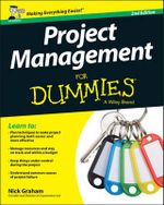 Project Management For Dummies - Nick Graham
