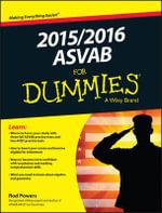 2015 / 2016 ASVAB For Dummies - Rod Powers