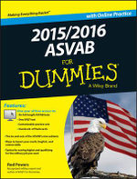 2015 / 2016 ASVAB For Dummies with Online Practice - Rod Powers