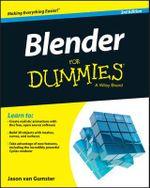 Blender For Dummies - Jason Van Gumster