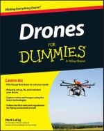 Drones For Dummies : For Dummies - Wiley