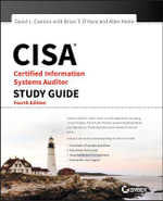 CISA : Certified Information Systems Auditor Study Guide - David L. Cannon