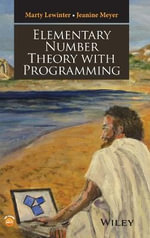 Elementary Number Theory with Programming - Marty Lewinter
