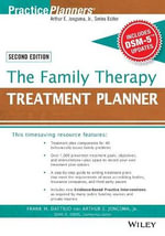 The Family Therapy Treatment Planner, with DSM-5 Updates : PracticePlanners - Frank M. Dattilio