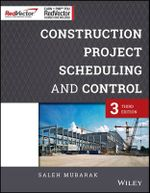 Construction Project Scheduling and Control : Red Vector Bundle - Saleh A. Mubarak