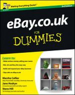 eBay.co.uk For Dummies : Tech to Connect - Marsha Collier