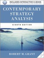 Contemporary Strategy Analysis : Text Only - Robert M. Grant