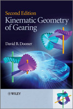 Kinematic Geometry of Gearing - David B. Dooner