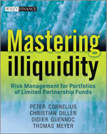 Mastering Illiquidity : Risk Management for Portfolios of Limited Partnership Funds - Thomas Meyer