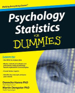 Psychology Statistics For Dummies - Donncha Hanna