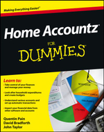 Home Accountz For Dummies - Quentin Pain