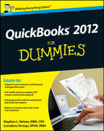 QuickBooks 2012 for Dummies  : UK Edition - Stephen L. Nelson