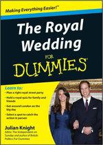 The Royal Wedding for Dummies - Julian Knight