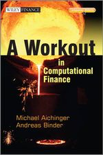 A Workout in Computational Finance : (with Website) - Andreas Binder