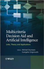 Multicriteria Decision Aid and Artificial Intelligence : Links, Theory and Applications - Michael Doumpos