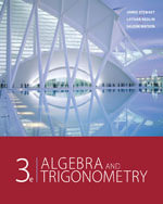 Bundle : Algebra and Trigonometry, 3rd + Mathematics CourseMate with eBook Printed Access Card - James Stewart