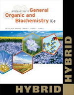 Introduction To General, Organic And Biochemistry, Hybrid : Cengage Learning 's New Hybrid Editions! - Frederick A. Bettelheim
