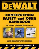 Dewalt Construction Safety and OSHA Handbook - Daniel Johnson