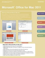 Microsoft Office 2011 for Mac Coursenotes : Coursenotes - Course Technology