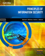 Bundle : Principles of Information Security, 4th + Information Security CourseMate with eBook Printed Access Card - Michael Whitman