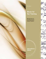 Music for Ear Training - Michael Horvit