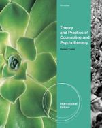 Theory and Practice of Counseling and Psychotherapy - Gerald Corey