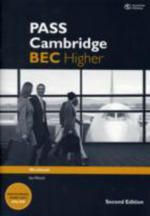 PASS Cambridge BEC Higher : Workbook - Ian Wood