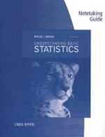 Understanding Basic Statistics Notetaking Guide : Cengage Learning 's New Hybrid Editions! - Charles Henry Brase