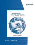 Contemporary Economics Workbook : A Contemporary Introduction - William A. McEachern