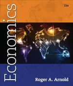 Economics (Book Only) - Roger A Arnold