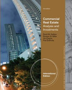Commercial Real Estate Analysis and Investments : Law - David Geltner