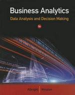 Business Analytics : Data Analysis & Decision Making (Book Only) - S Christian Albright