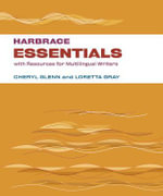 Harbrace Essentials with Resources for Multilingual Writers - University Cheryl Glenn